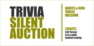 Trivia Silent Auction