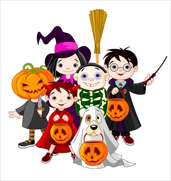 Halloween Kids Constume vector file 01 uaS3wC.tmp